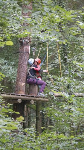 spass im kletterwald aurich 3