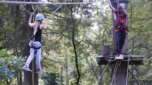 spass im kletterwald aurich 4