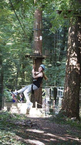spass im kletterwald aurich 7